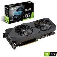 ASUS DUAL GeForce RTX2080S 8G EVO - Grafická karta