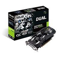 ASUS DUAL Geforce GTX 1050Ti O4G V2 - Grafická karta