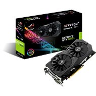 ASUS ROG STRIX GeForce GTX 1050TI O4G GAMING - Graphics Card