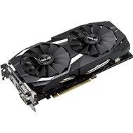 ASUS GeForce GTX 1050TI DC2 O4G - Grafická karta