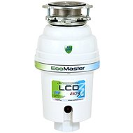 EcoMaster LCD EVO3 - Drtič odpadu