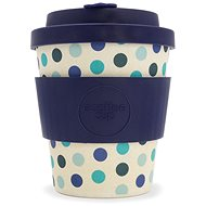 Ecoffee Blue Polka Dot 240ml - Termohrnek