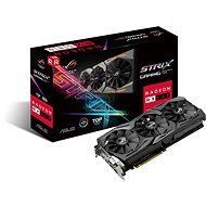 ASUS ROG STRIX GAMING RX580 T8G - Graphics Card