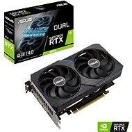 ASUS DUAL GeForce RTX 3060 12G - Grafická karta