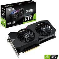 ASUS DUAL GeForce RTX 3060 Ti 8G - Grafická karta