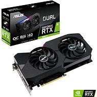 ASUS DUAL GeForce RTX 3060 Ti O8G - Grafická karta