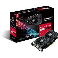 ASUS ROG STRIX GAMING RX560 DirectCU II OC 4GB - Grafická karta