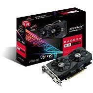 ASUS ROG STRIX GAMING RX560 DirectCU II OC 4GB EVO - Grafická karta