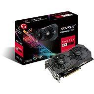 ASUS ROG STRIX GAMING RX570 DirectCU II OC 4GB - Grafická karta