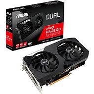 ASUS DUAL Radeon RX 6600 XT O8G - Grafická karta