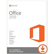 Office Standard 2016 SNGL OLP NL Academic - Kancelářská aplikace