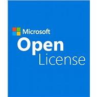 Microsoft Office Standard SNGL LicSAPk OLP NL Academic - Kancelářský balík