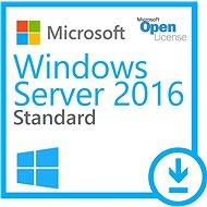 Windows Server STD 2016 Core SNGL OLP 16Lic NL Academic CoreLic - Operační systém