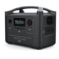 EcoFlow RIVER 600 MAX (Mezinárodní verze) - Nabíjecí stanice