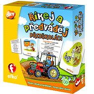Say and show - Preschoolers - Game