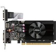 MSI GeForce GT 710 1GD3 LP - Grafická karta