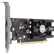 MSI GeForce GT 1030 2G LP OC - Grafická karta