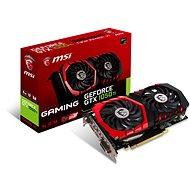MSI GeForce GTX 1050 Ti GAMING 4G - Grafická karta