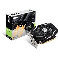 MSI GeForce GTX 1050 Ti 4G OC - Grafická karta