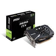 MSI GeForce GTX 1060 AERO ITX 6G OC - Grafická karta