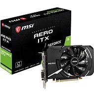 MSI GeForce GTX 1660 SUPER AERO ITX OC - Grafická karta