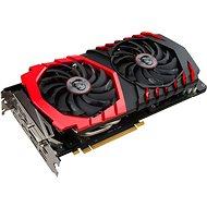 MSI GeForce GTX 1060 GAMING X+ 6G - Grafická karta