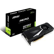 MSI GeForce GTX 1070 AERO 8G OC - Grafická karta