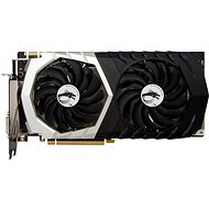 MSI GeForce GTX 1070 QUICK SILVER 8G OC - Grafická karta