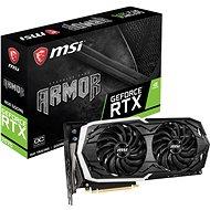 MSI GeForce RTX 2070 ARMOR 8G OC - Grafická karta