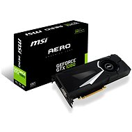 MSI GeForce GTX 1080 AERO 8G OC - Grafická karta