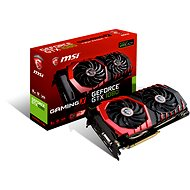 MSI GeForce GTX 1080 GAMING X 8G - Grafická karta
