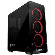 MSI MAG Pylon černý - Počítačová skříň