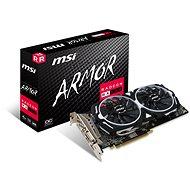 MSI Radeon RX 580 ARMOR 4G OC - Grafická karta