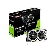 MSI GeForce GTX 1650 D6 VENTUS XS OC - Grafická karta