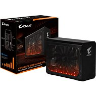 GIGABYTE GeForce AORUS GTX 1080 Gaming box - externí