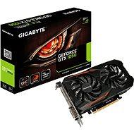 GIGABYTE GeForce GTX 1050 OC 3G - Grafická karta