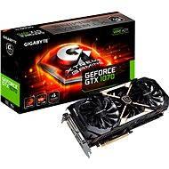 GIGABYTE GeForce GTX 1070 Xtreme Gaming - Grafická karta