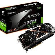 GIGABYTE GeForce AORUS GTX 1080 8G - Grafická karta