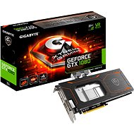GIGABYTE GeForce GTX 1080 Xtreme Gaming WATERFORCE WB 8GB - Grafická karta
