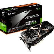 GIGABYTE GeForce AORUS GTX 1080 Ti Xtreme Edition 11G - Grafická karta