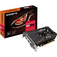 GIGABYTE RX 550 2GB - Grafická karta
