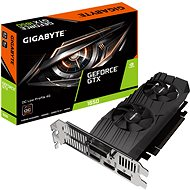 GIGABYTE GeForce GTX 1650 D6 OC Low Profile 4G - Grafická karta