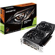 GIGABYTE GeForce GTX 1660 D5 6G - Grafická karta