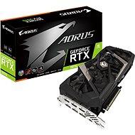 GIGABYTE GeForce RTX 2070 AORUS 8G - Grafická karta