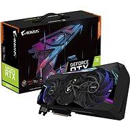 GIGABYTE AORUS GeForce RTX 3080 Ti MASTER 12G - Grafická karta