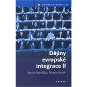 Dějiny evropské integrace II - Elektronická kniha