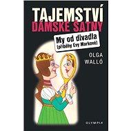 Tajemství dámské šatny - Elektronická kniha