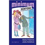 Minimum bontonu - Elektronická kniha