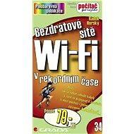 Bezdrátové sítě Wi-Fi - Elektronická kniha