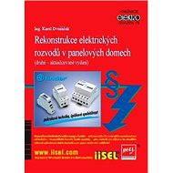 Rekonstrukce a opravy elektrických rozvodů v panelových domech - Ing. Karel Dvořáček